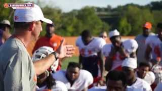 Clemson Football || Camp Days 4-5 Highlights