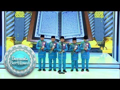 Lembutnya Suara Ponpes Nurul Furqon, Surat Al Mujadilah - Semesta Bertilawah (29/5)
