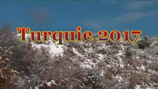 Voyage chasse sanglier Turquie 2017