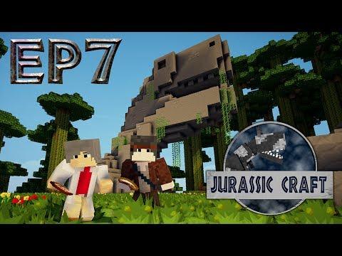 SE02 EP07 Jurassic Craft - Le Mosasaurus.