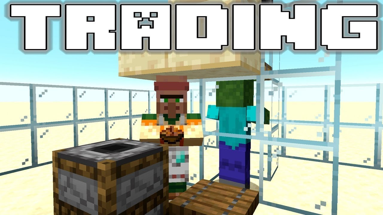 Minecraft Villager Trading - 1 14 4 Guide