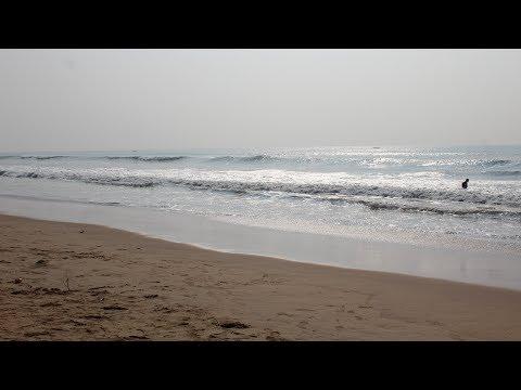 Puri Sea Beach Bathing With Family - 29/10/2017