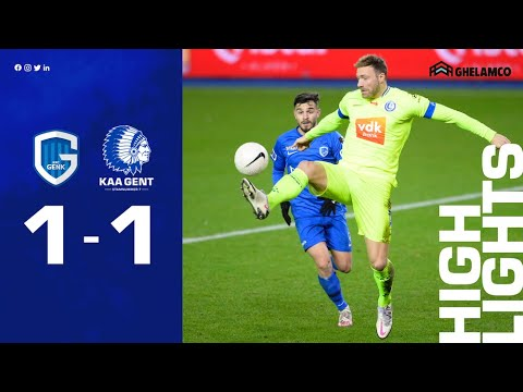Genk Gent Goals And Highlights