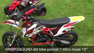 Dirt bike pocket 49cc 10