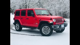 Jeep Wrangler JL 2019 honest Review