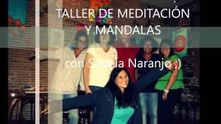 TALLER DE MEDITACIÓN Y MANDALAS TERAPÉUTICOS