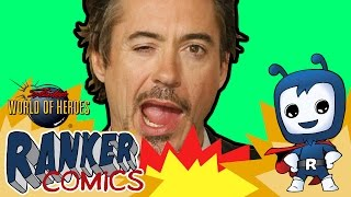 Richest Comic Book Characters of All Time - Ranker Lists