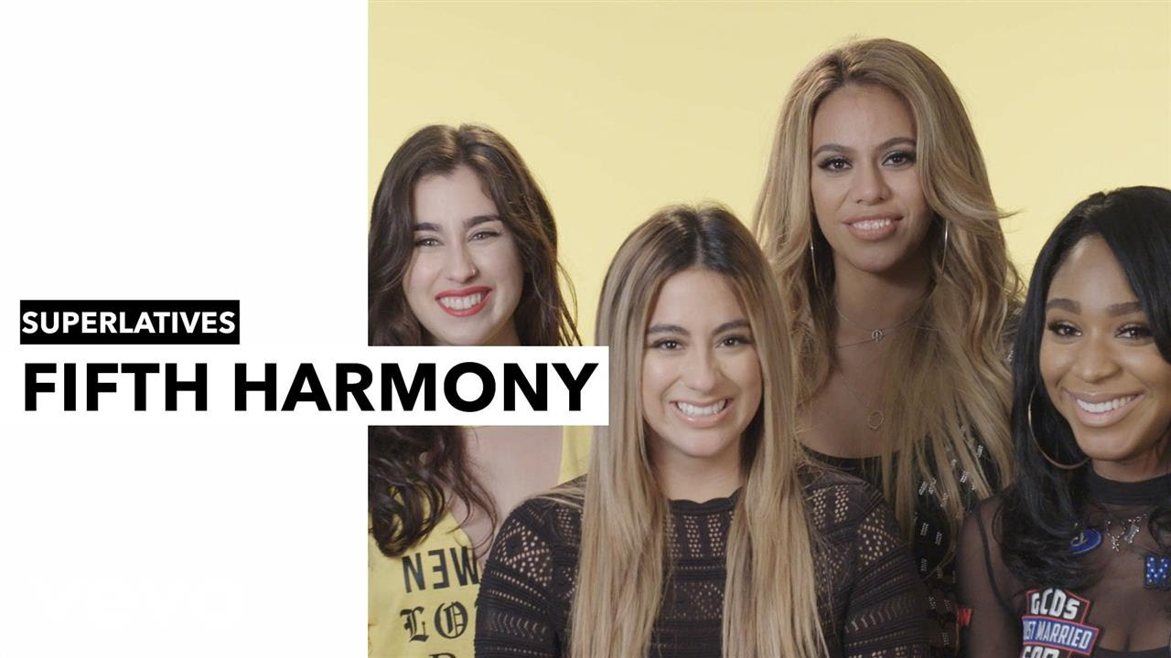 Fifth Harmony - Fifth Harmony Superlatives