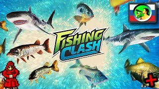 Fishing Clash ПОБЕДА НА ТУРНИРЕ @ Стримы Тангара
