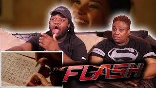 The Flash Season 4 Episode 11 : REACTION WITH MOM!!
