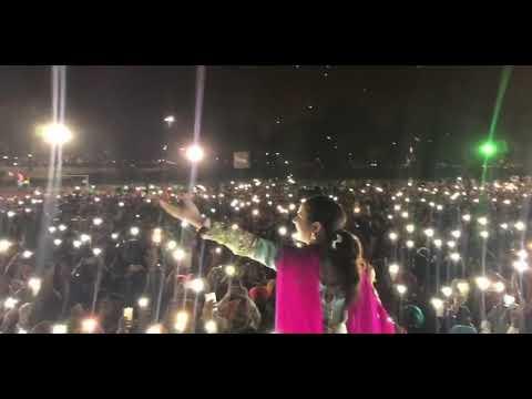 Sunanda Sharma Mesmerizing Live Show Ft. Jaani Tera Naa In Jamshedpur, Jharkhand
