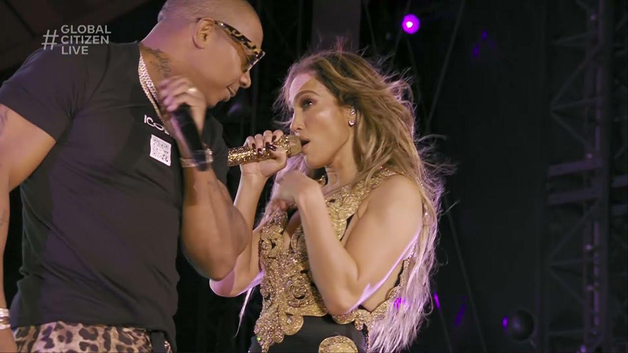 Download Jennifer Lopez Feat. Ja Rule - I'm Real & Ain't It Funny - Global Citizen LIVE Performance