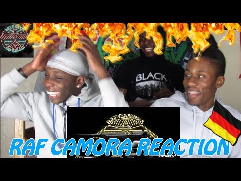 AMERICANS REACT TO RAF CAMORA!!!