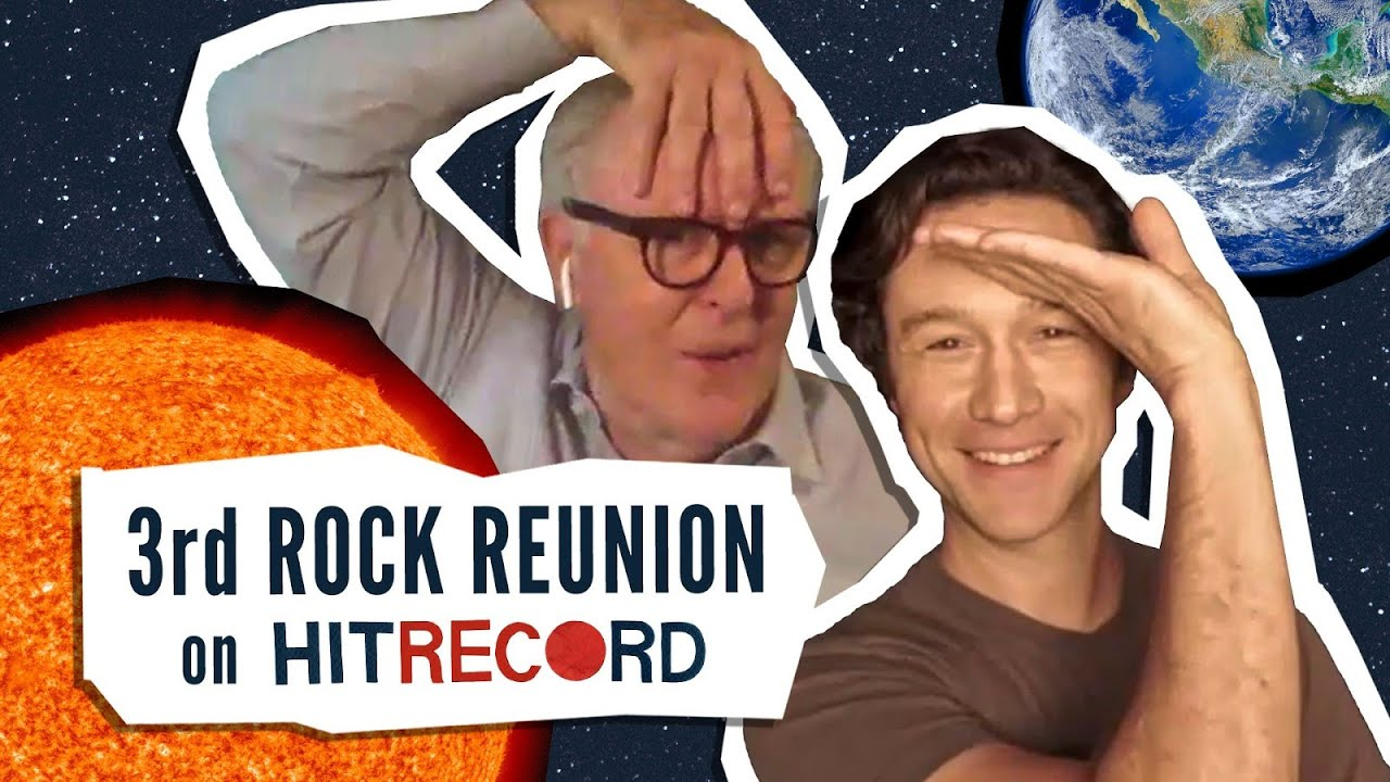 Download 3rd Rock From the Sun Reunion with Joseph Gordon-Levitt and John Lithgow || HITRECORD