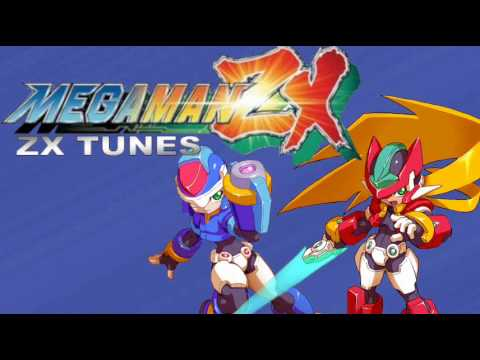 Mega Man ZX Tunes OST - T05-B: Black Burn - Electpital Dance