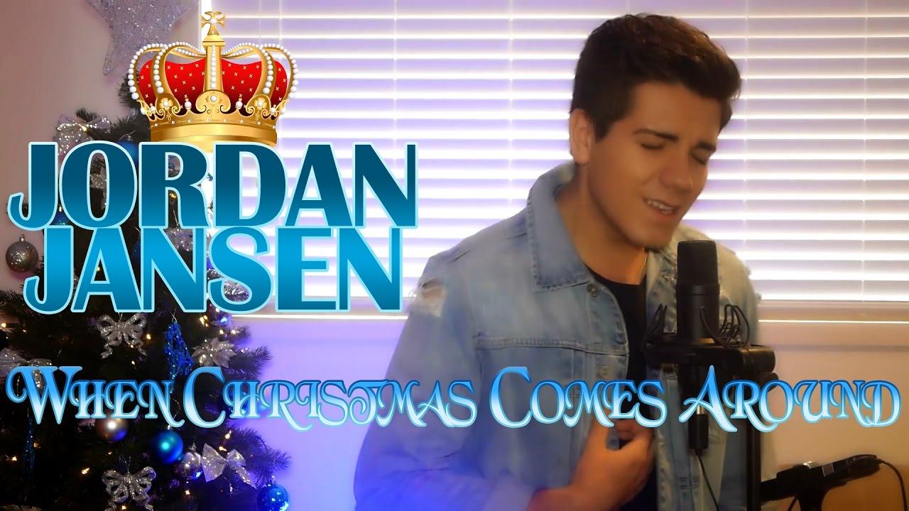 When Christmas Comes Around - Matt Terry | Ed Sheeran - Cover ...