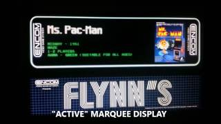 Flynn's Arcade - Progress Update - 03/05/2015