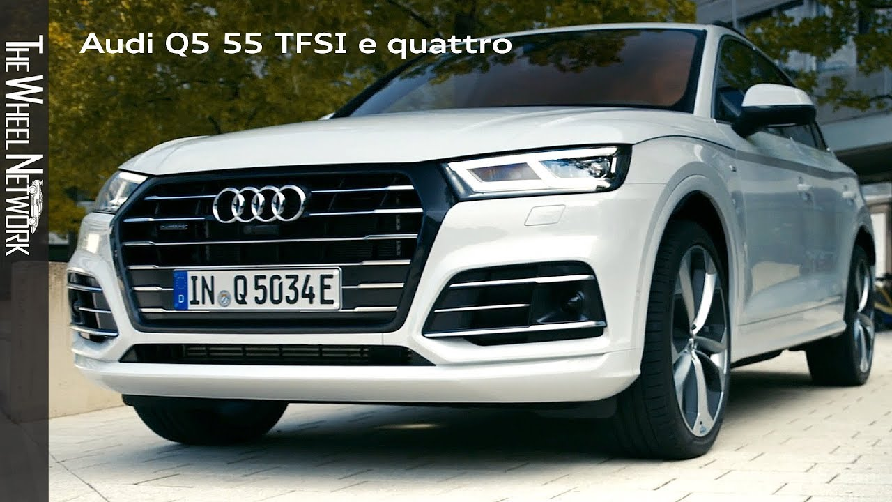 2020 Audi Q5 55 Tfsi E Quattro Plug In Hybrid