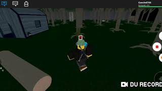Roblox camping video (VOLUME WARNING)