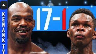 Why Jon Jones DESTROYS & BEATS Israel Adesanya! | UFC Full Fight Breakdown Analysis & Prediction
