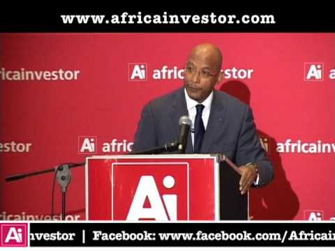 Dr Ibrahim Mayaki, CEO, NEPAD Planning and Coordinating Agency