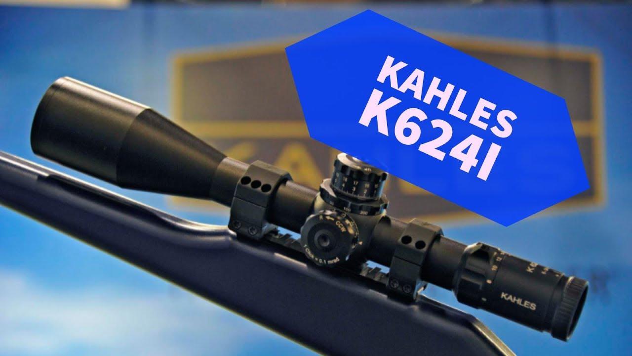 Kahles k624i: besser als andere zielfernrohre? youtube