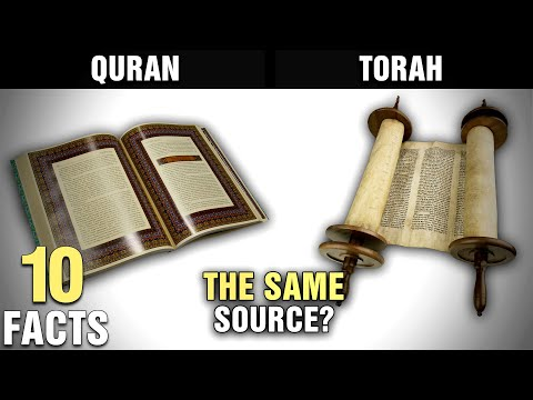 10 Surprising Similarities Between QURAN and TORAH