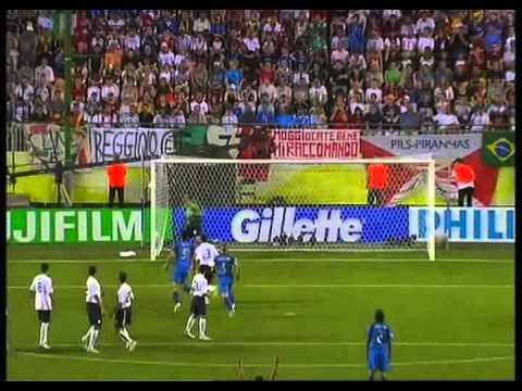 Italia 1-1 U.S.A. Germania 2006 17/06/2006