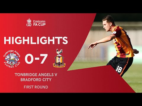 Tonbridge Bradford Goals And Highlights