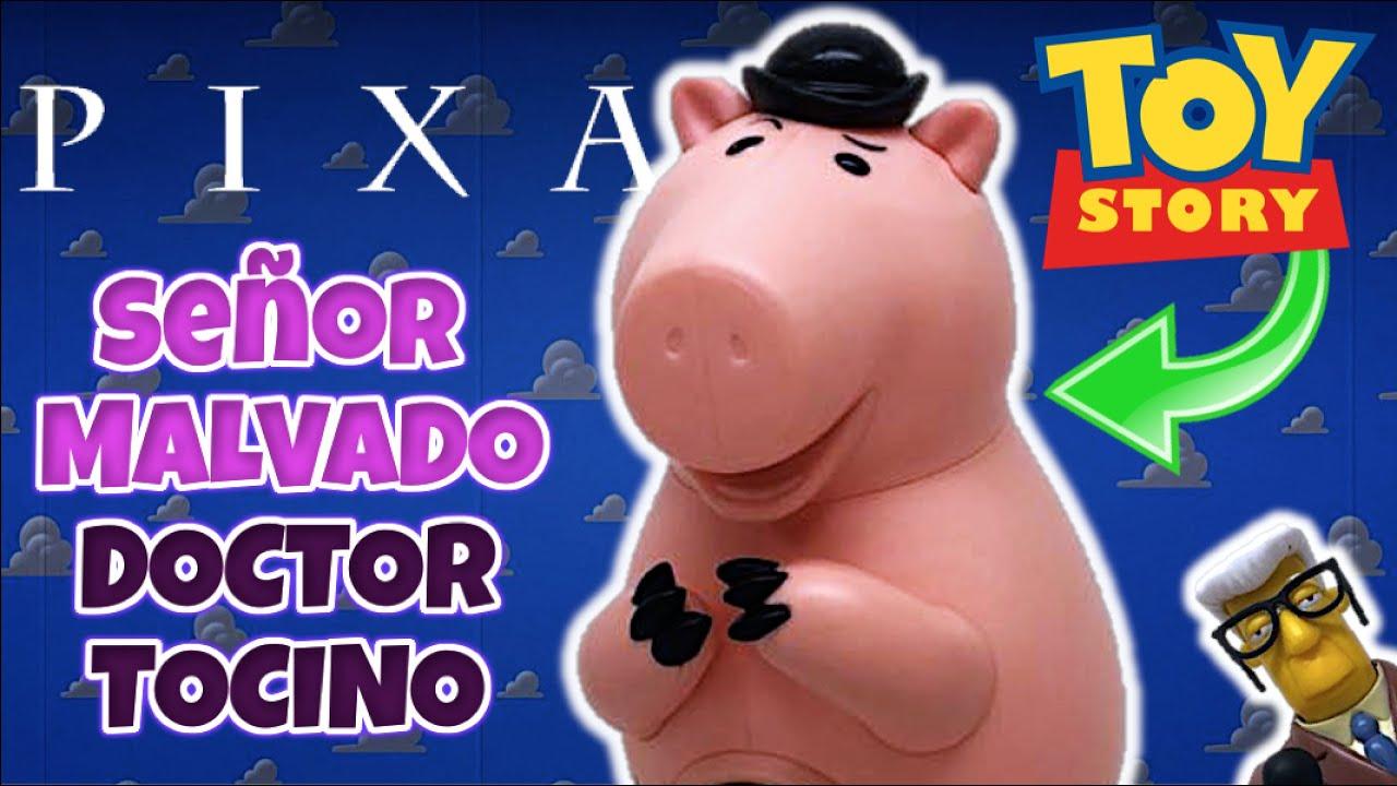 El Malvado Doctor TOCINO - Reseña de Figura Mattel (2021) | TOY STORY Colección - TOY SHOTS