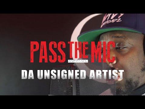 DA Unsigned Artist | Pass The Mic | Inite TV | UK Rap |