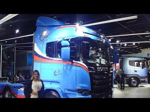 """""""Novos"""" Scania 450, 510 e um 620 de brinde"""