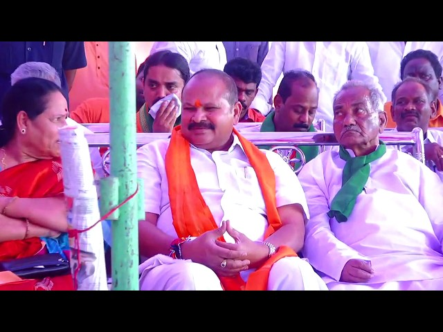 Dharna with Workers of Sri Venkateswara Cooperative Sugar Factory to reopen at Tirupati | 10-10-2019