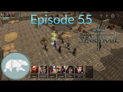 Realms Of Arkania - Star Trail - Episode 55 - Orc Scouts are for breakfast only