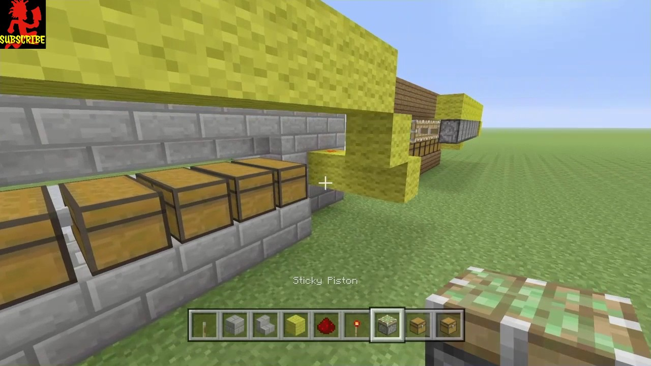 How to hack the chest in minecraft 36