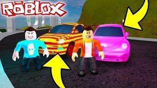 MODDING THE SLOWEST CAR EVER! w/Seniac! (Roblox Vehicle Simulator) #8