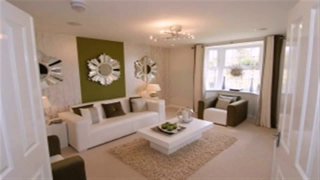small l shaped living room design youtube
