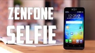 ASUS Zenfone Selfie, Review en Español
