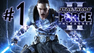 Star Wars The Force Unleashed 2 - Parte 1: Starkiller Não Morreu!!!!! [ PC - Playthrough ]