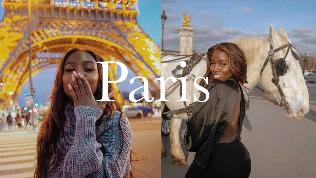TRAVEL VLOG: PARIS FOR VALENTINES