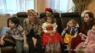 Шоу мыльных пузырей - программа для детей от 1 до 7 лет