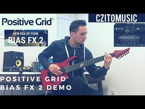 BIAS FX 2 Demo | Metal Guitar Tone | CZito 2019