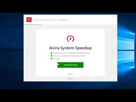 How To Download And Install Avira Free Antivirus