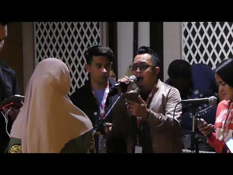 ISABELLA DANGDUT RECORDING TAKE 1-#TEAMMALAYSIA #DAcademyAsia3 ,21102017 [FULL HD]
