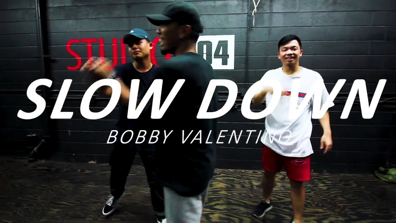 """Slow Down""- Bobby Valentino | Alo Galedo Choreography | STUDIO604"