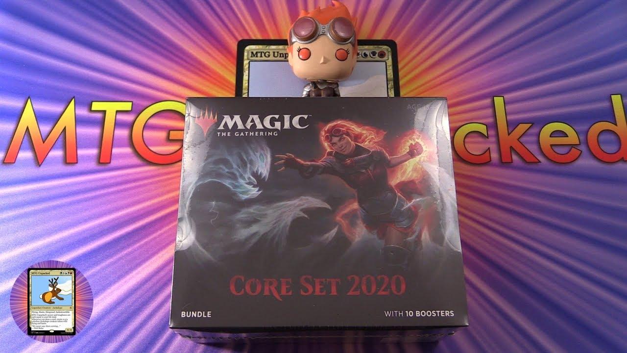 Core Set 2020 Booster Display Box M20 Magic The Gathering