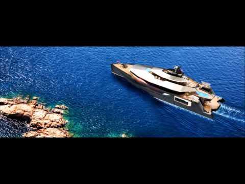 mub design studio _Yacht calibre 102m