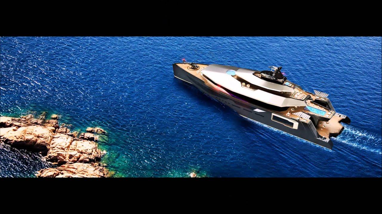mub design studio _Yacht calibre 102m #1