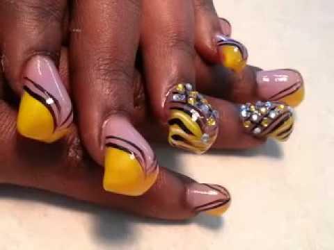 beautiful hump black & yellow