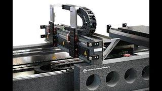 Laser Direktbelichter mit Präzisionsgantry (HIWIN)